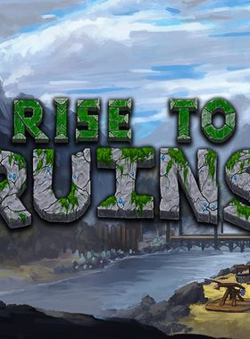 Rise to Ruins Key Art