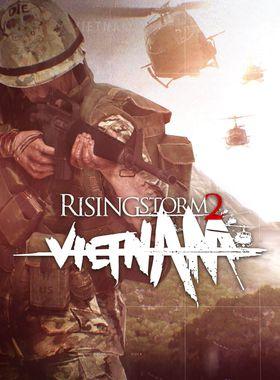 Rising Storm 2: Vietnam Key Art
