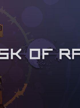 Risk of Rain Key Art
