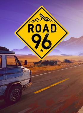 Road 96 Key Art