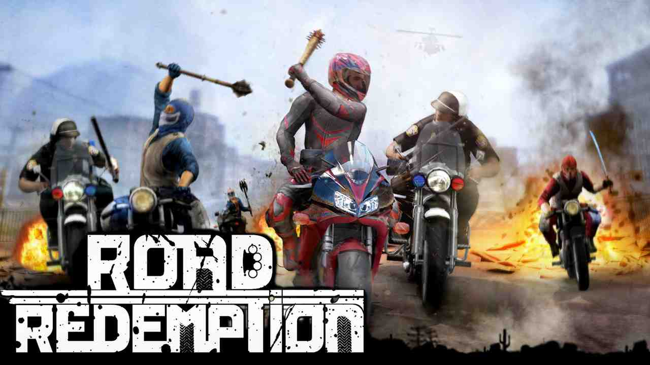 Road Redemption Background Image