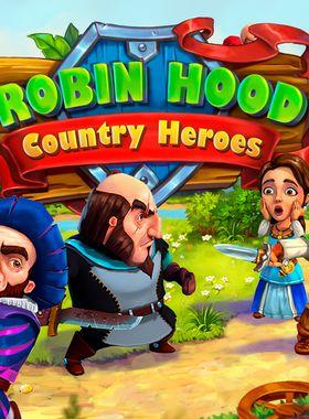 Robin Hood: Country Heroes Key Art