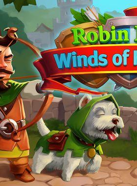 Robin Hood: Winds of Freedom Key Art