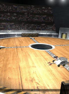 Robot Arena 3 Key Art