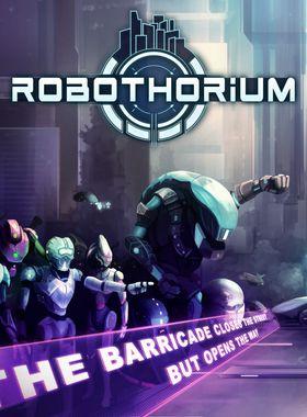 Robothorium Key Art