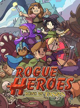 Rogue Heroes: Ruins of Tasos Key Art