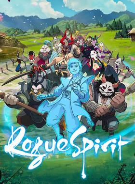 Rogue Spirit Key Art