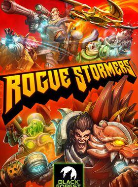 Rogue Stormers Key Art