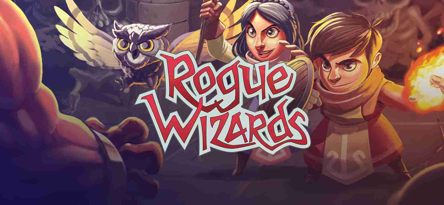 Rogue Wizards Background Image