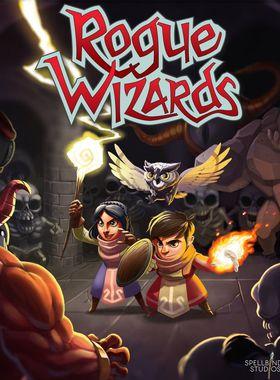 Rogue Wizards Key Art