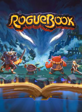 Roguebook Key Art