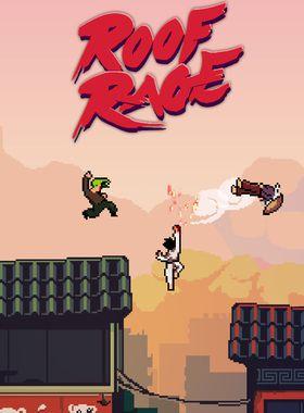 Roof Rage Key Art