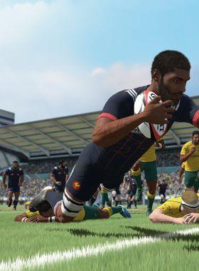 Rugby 18 Key Art