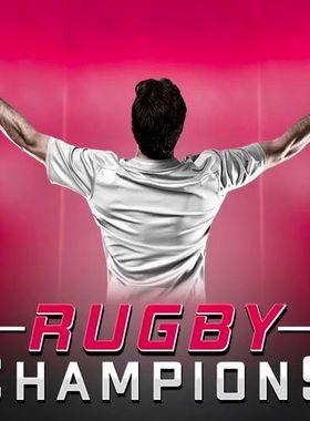 Rugby Champions Key Art