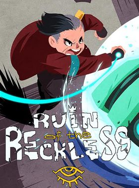 Ruin of the Reckless Key Art