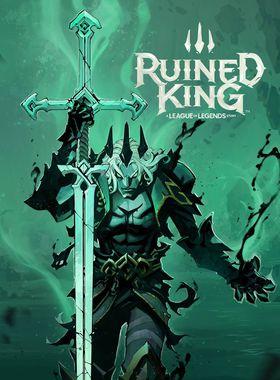 Ruined King: A League of Legends Story Key Art