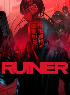 Ruiner Key Art