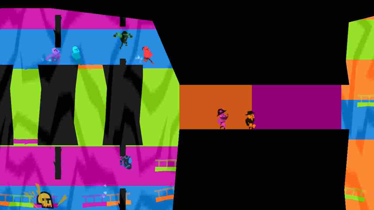 Runbow Background Image