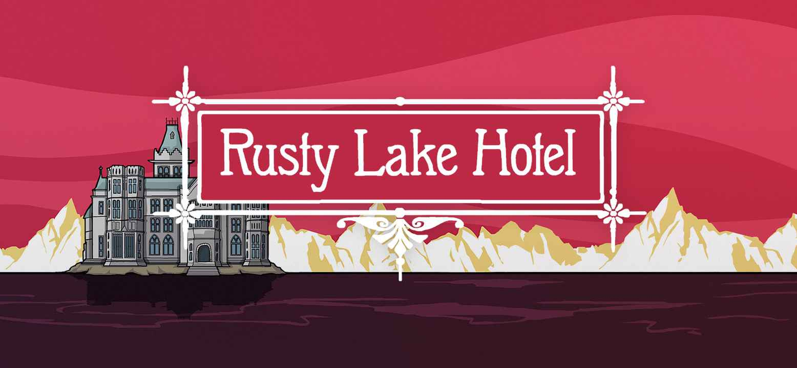 Rusty Lake Hotel Background Image
