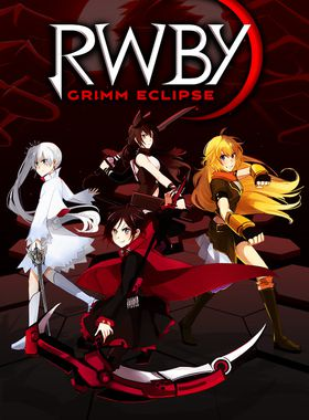 RWBY: Grimm Eclipse Key Art