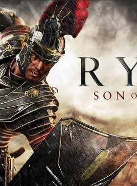 Ryse: Son of Rome Key Art