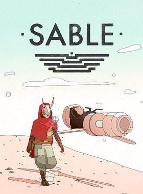 Sable Key Art