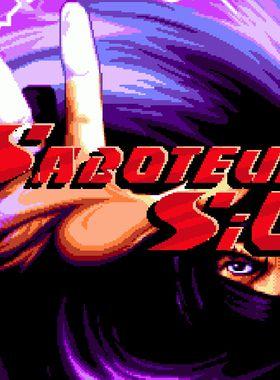 Saboteur SiO Key Art