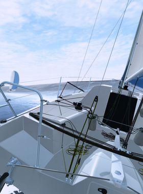 Sailaway - The Sailing Simulator Key Art