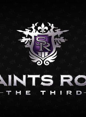 Saints Row: The Third Key Art