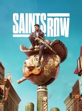 Saints Row Key Art