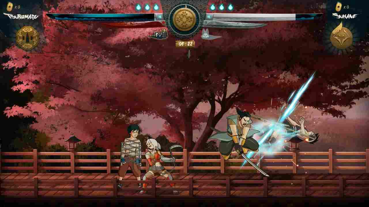 Samurai Riot Thumbnail