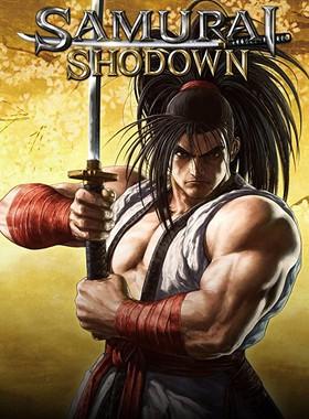 Samurai Showdown Key Art