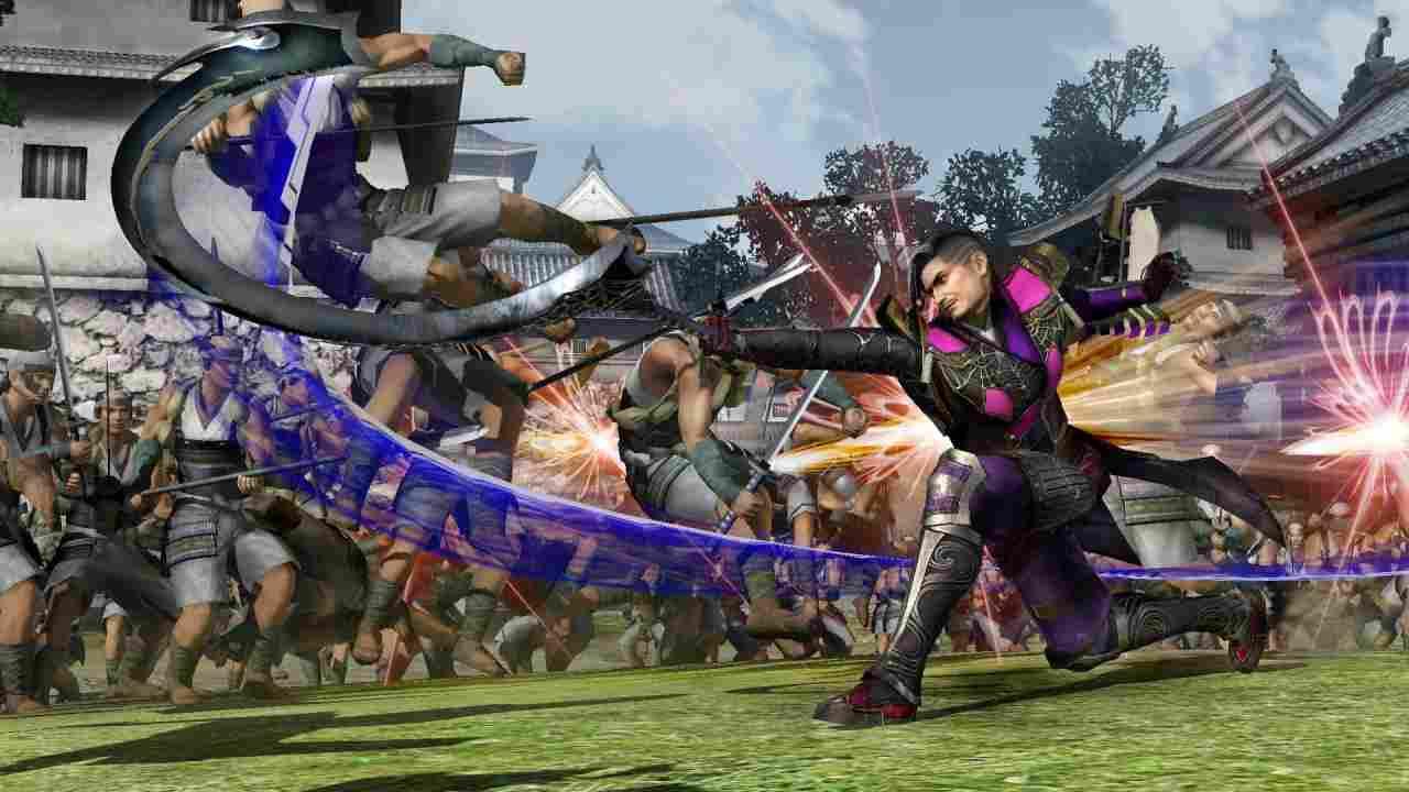 Samurai Warriors 4 II Thumbnail