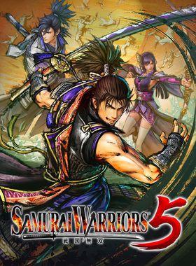 Samurai Warriors 5 Key Art