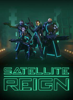 Satellite Reign Key Art