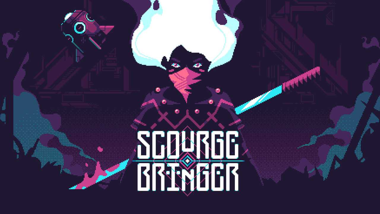 ScourgeBringer Key Art