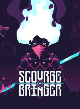 ScourgeBringer Key Art