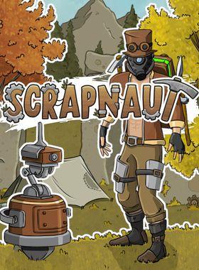 Scrapnaut Key Art