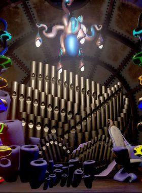 Seabed Prelude (VR) Key Art