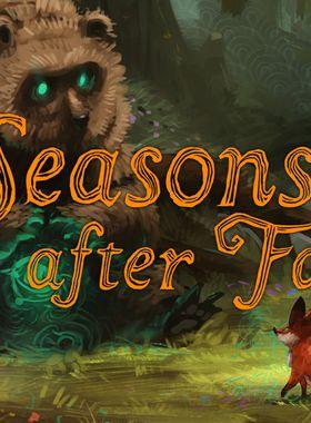 Seasons After Fall Key Art