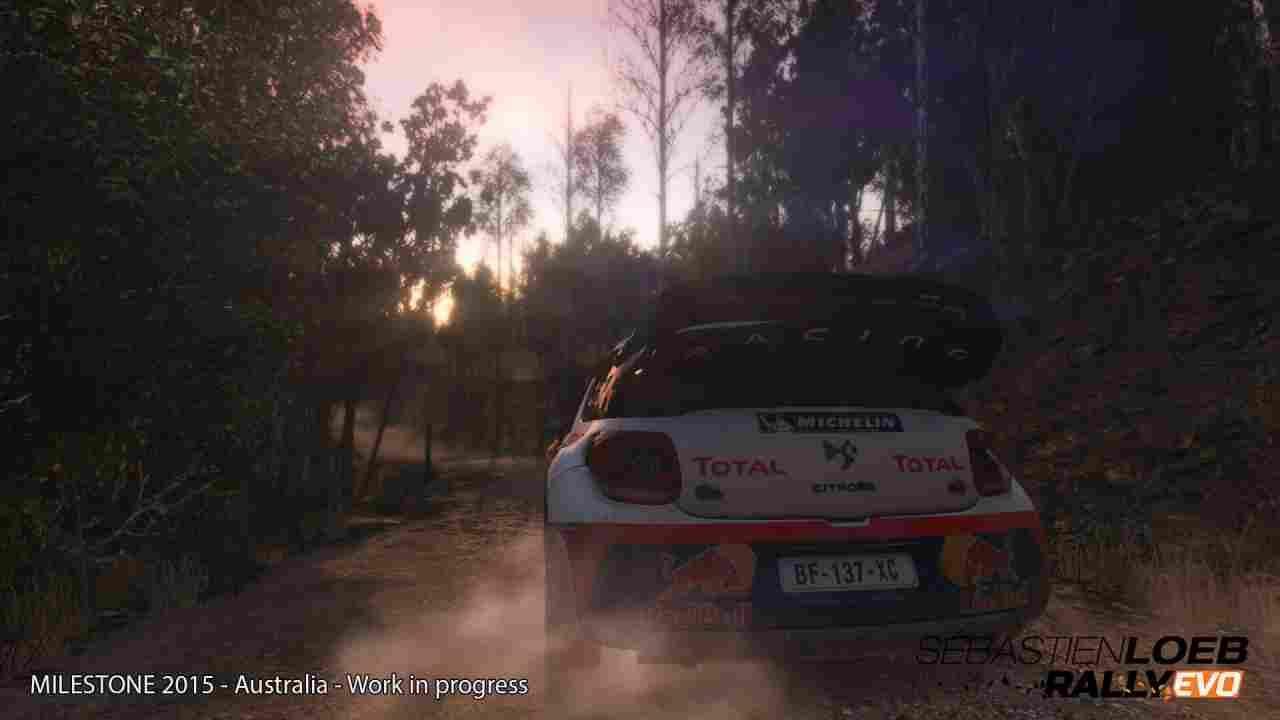 Sebastien Loeb Rally Evo Thumbnail