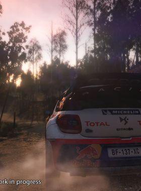 Sebastien Loeb Rally Evo Key Art