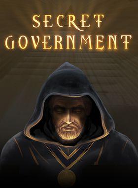 Secret Government Key Art