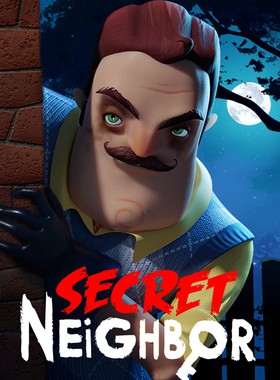 Secret Neighbor: Hello Neighbor Multiplayer Key Art