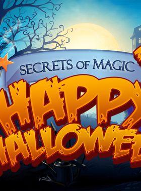 Secrets of Magic 3: Happy Halloween Key Art