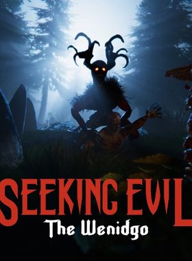 Seeking Evil: The Wendigo Key Art