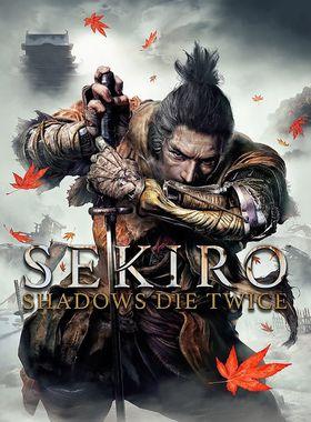 Sekiro: Shadows Die Twice Key Art