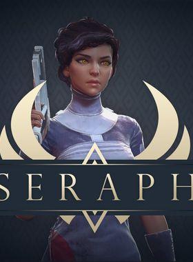 Seraph Key Art