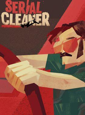 Serial Cleaner Key Art