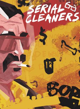 Serial Cleaners Key Art